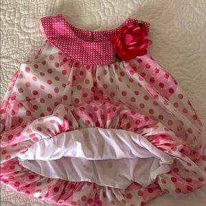 Baby 18m rouses dress.